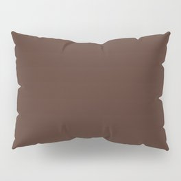 Music is Real Magic ~ Seal Brown Pillow Sham