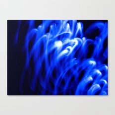 Nothing But Blue #1 Canvas Print