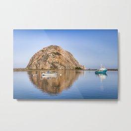 Morro Bay, Calfornia Metal Print