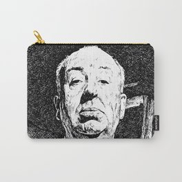 Alfred Hitchcock Presents Carry-All Pouch