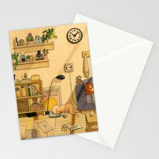 Born to be Mild Stationery Cards