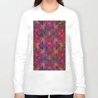 escher Long Sleeve T-shirts featuring Escher Tile II by RingWaveArt