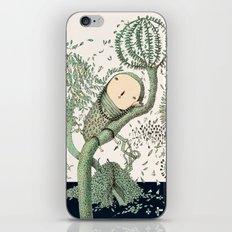 My Green Memory iPhone & iPod Skin