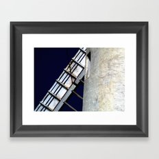 Ballycopeland Windmill Framed Art Print