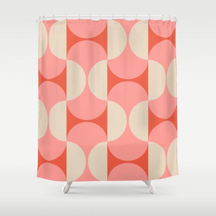 Capsule Modern Shower Curtain