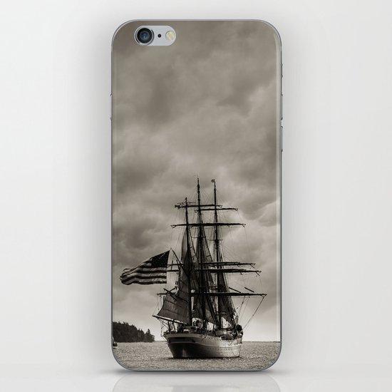 Parade of Sail iPhone & iPod Skin