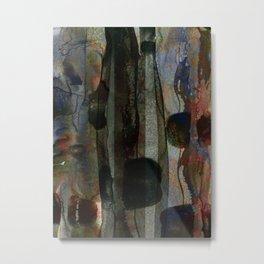 Two rivers Metal Print