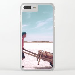 Las Cumaraguas - Venezuela Clear iPhone Case