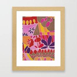 Fantasy Impromptu Framed Art Print
