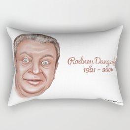 Rodney Dangerfield  Rectangular Pillow