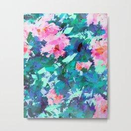 Blossomed Garden Metal Print