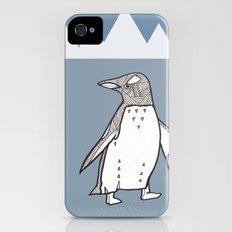 lil penguin Slim Case iPhone (4, 4s)