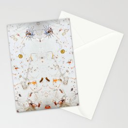 Micro Sea Stationery Cards