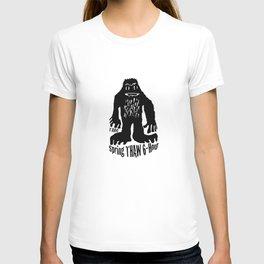 TARC Spring Thaw 6 Hour (Pocket Yeti) T-shirt