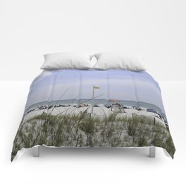 Moderate Current Comforters
