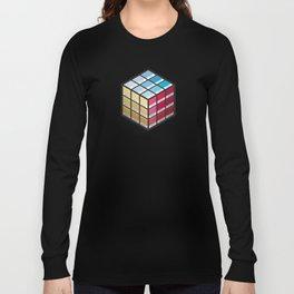 Pancube Long Sleeve T-shirt