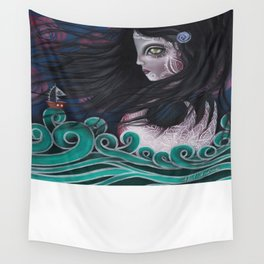 The Swan Wall Tapestry