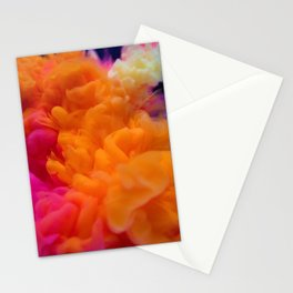 Colors Explosion Stationery Cards