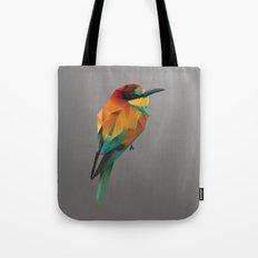 LowPoly Bird Tote Bag