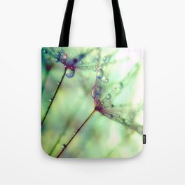 Wish With All Your Heart Tote Bag