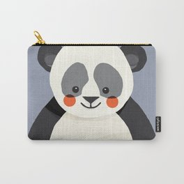 Giant Panda, Animal Portrait Carry-All Pouch