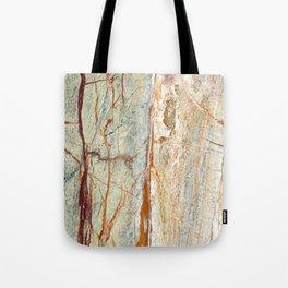 Colorful Textured Granite Tote Bag