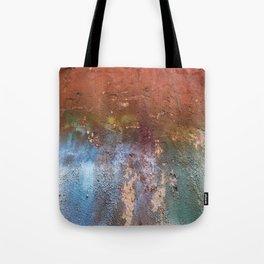 Distresssed Tote Bag