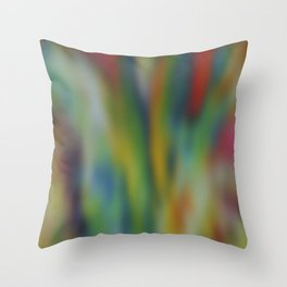 Abstract painting 149 Throw Pillow