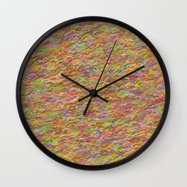 Every Color 120 Wall Clock