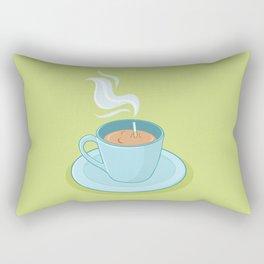 Hot Coffee, Not! Rectangular Pillow