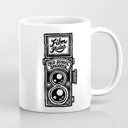 Analog Film Camera Medium Format Photography Shooter Coffee Mug