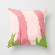 Lagopede Throw Pillow