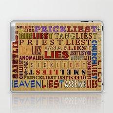 LIES - 058 Laptop & iPad Skin