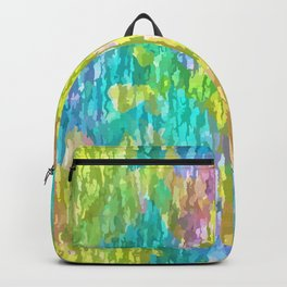 BRIGHT UNEARTHLY BARK Backpack