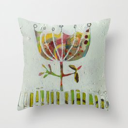 Rain On Me Throw Pillow