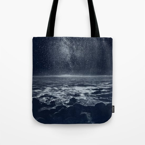 the Dreaming Ocean Tote Bag