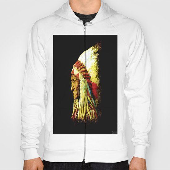 Indian chief Hoody