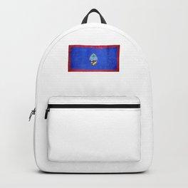 Guam Flag design | Guadeloupean design Backpack