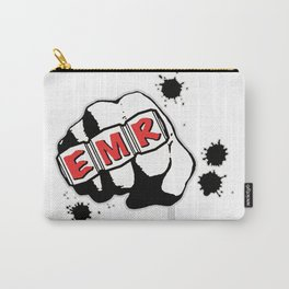 EMR Crew Tee Original Logo Tee Carry-All Pouch
