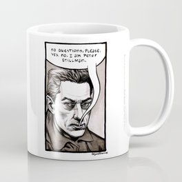 Peter Stillman Coffee Mug
