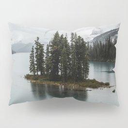 Beautiful Maligne Lake Pillow Sham