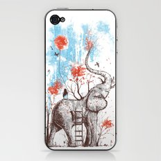 A Happy Place iPhone & iPod Skin
