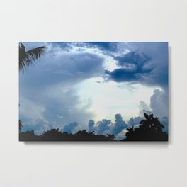 Florida Sky Metal Print