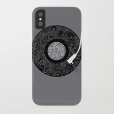 Equality Slim Case iPhone X