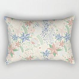 Caladenia Rectangular Pillow