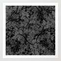 Tree Repeat Black by projectm