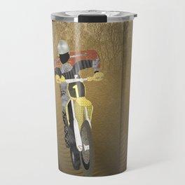 Motocross Travel Mug