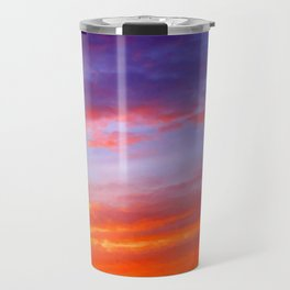 The arrival of night Travel Mug
