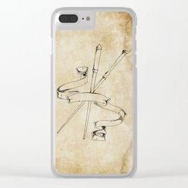 Wandlore Clear iPhone Case