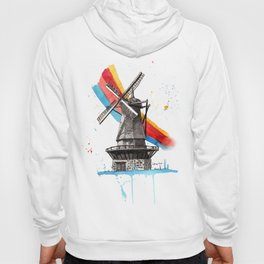 The Windmill and the Rainbow Hoody